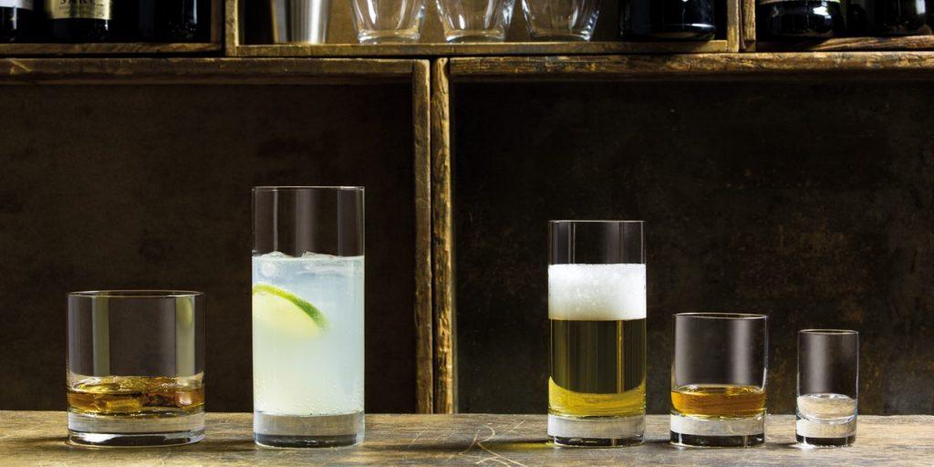 Zwiesel Glas TAVORO Bar Glass Range Banner