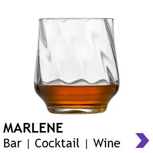 Zwiesel Glas Handmade MARLENE Bar Glasses