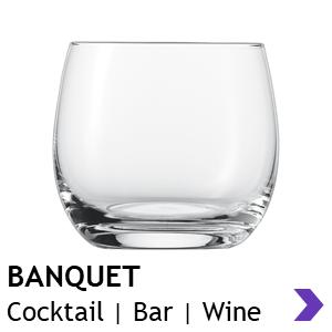 Schott Zwiesel BANQUET Cocktail Glasses