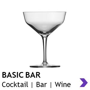 Schott Zwiesel BASIC BAR Cocktail Glasses