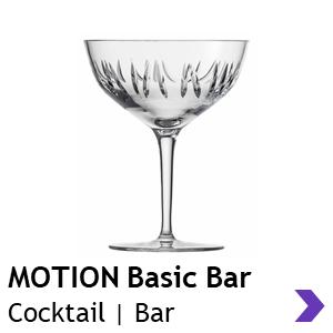Schott Zwiesel BASIC BAR MOTION Cocktail Glasses