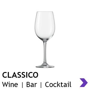 Schott Zwiesel CLASSICO wine glasses
