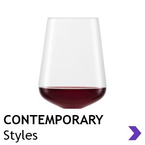 Schott Zwiesel CONTEMPORARY style wine glasses