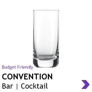 Schott Zwiesel CONVENTION Bar Glasses