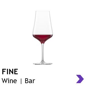 Schott Zwiesel FINE wine glasses