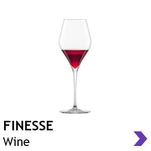 Schott Zwiesel FINESSE wine glasses