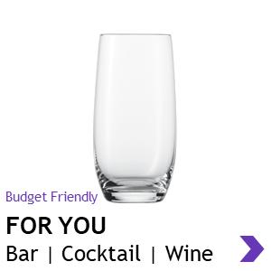 Schott Zwiesel FOR YOU Bar Glasses