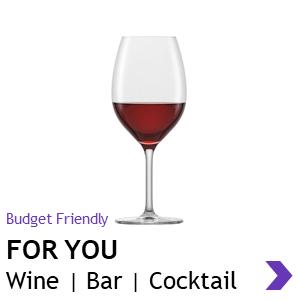 Schott Zwiesel FOR YOU wine glasses