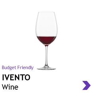 Schott Zwiesel IVENTO wine glasses