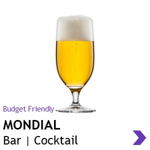 Schott Zwiesel MONDIAL Bar Glasses