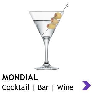 Schott Zwiesel MONDIAL Cocktail Glasses