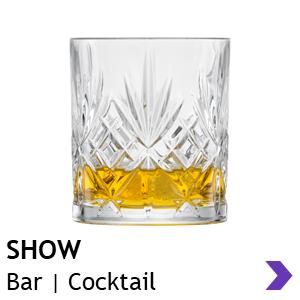 Schott Zwiesel SHOW Bar Glasses