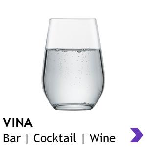 Schott Zwiesel VINA Bar Glasses