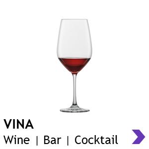 Schott Zwiesel VINA wine glasses