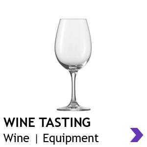 Schott Zwiesel WINE TASTING wine glasses