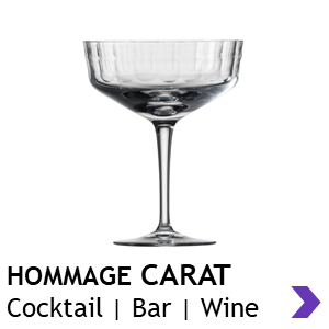 Zwiesel Glas HOMMAGE CARAT Cocktail Glasses