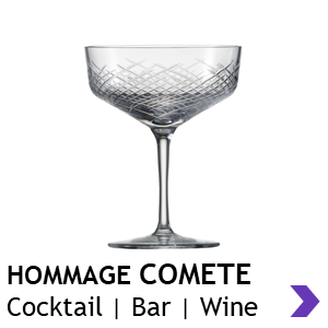 Zwiesel Glas HOMMAGE COMETE Cocktail Glasses