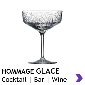 Zwiesel Glas HOMMAGE GLACE Cocktail Glasses