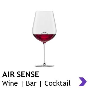 Zwiesel Glas Handmade AIR SENSE Wine Glasses