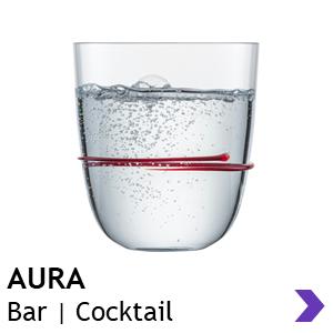 Zwiesel Glas Handmade AURA Bar Glasses