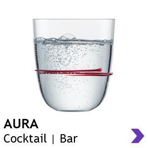 Zwiesel Glas Handmade AURA Cocktail Glasses