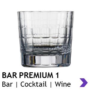 Zwiesel Glas Handmade BAR PREMIUM 1 Bar Glasses