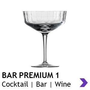 Zwiesel Glas Handmade BAR PREMIUM 1 Cocktail Glasses