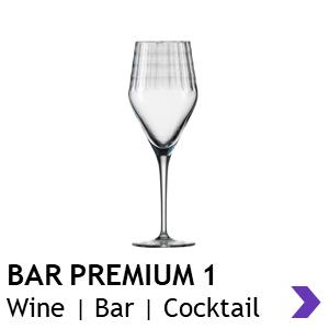 Zwiesel Glas Handmade BAR PREMIUM 1 Wine Glasses