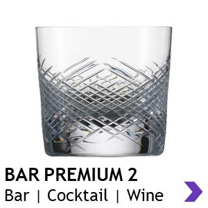 Zwiesel Glas Handmade BAR PREMIUM 2 Bar Glasses