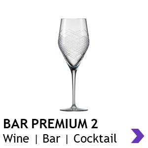 Zwiesel Glas Handmade BAR PREMIUM 2 Wine Glasses