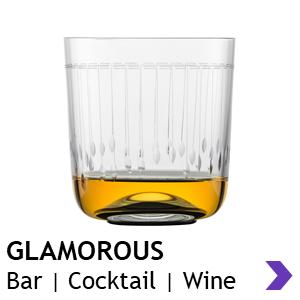 Zwiesel Glas Handmade GLAMOROUS Bar Glasses