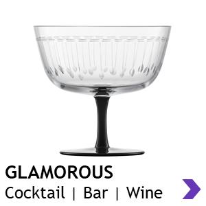 Zwiesel Glas Handmade GLAMOROUS Cocktail Glasses