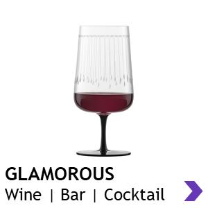 Zwiesel Glas Handmade GLAMOROUS Wine Glasses