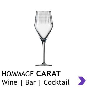 Zwiesel Glas Handmade HOMMAGE CARAT Wine Glasses