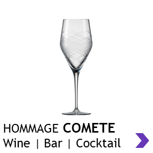 Zwiesel Glas Handmade HOMMAGE COMETE Wine Glasses