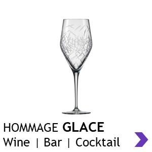 Zwiesel Glas Handmade HOMMAGE GLACE Wine Glasses
