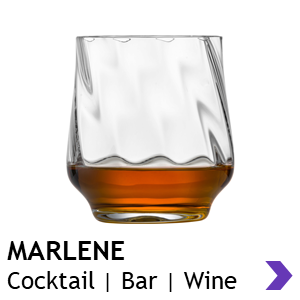 Zwiesel Glas Handmade MARLENE Cocktail Glasses