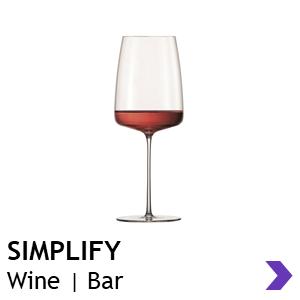 Zwiesel Glas Handmade SIMPLIFY Wine Glasses