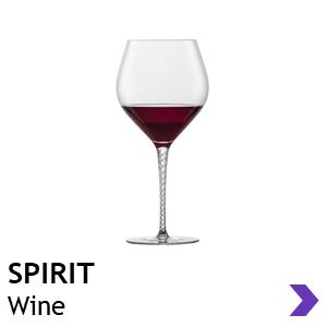 Zwiesel Glas Handmade SPIRIT Wine Glasses