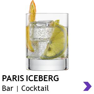 Zwiesel Glas PARIS ICEBERG Bar Glasses