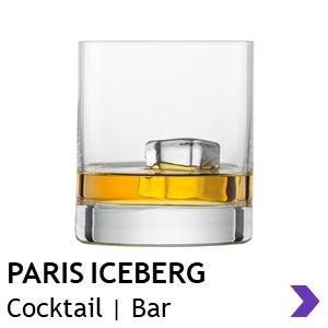 Zwiesel Glas PARIS ICEBERG Cocktail Glasses