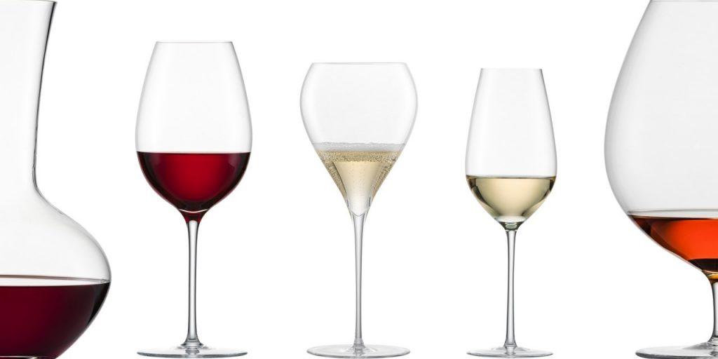 Zwiesel Glas VINODY Mouthblown Wine Appreciation Glass Range Banner