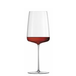 Zwiesel Glas Mouthblown VIVAMI 119933 flavoursome & spicy Red Wine Appreciation Glass 130 689ml