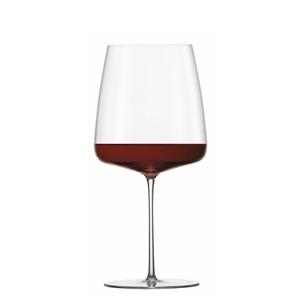Zwiesel Glas Mouthblown VIVAMI 119935 Velvety & Complex Burgundy Bowl 140 740ml