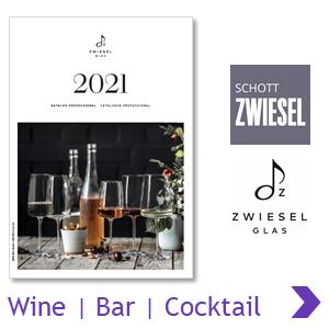 Schott Zwiesel Zwiesel Glas 2021 Professional PDF Catalogue Download Link
