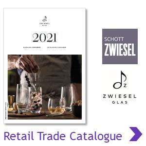 Schott Zwiesel Zwiesel Glas 2021 Retail Trade PDF Catalogue Page Link