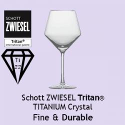ADIT Curated Schott ZWIESEL Tritan(r) Titanium Fine & Durable NO Pointer